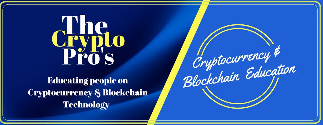 The Crypto Pro's