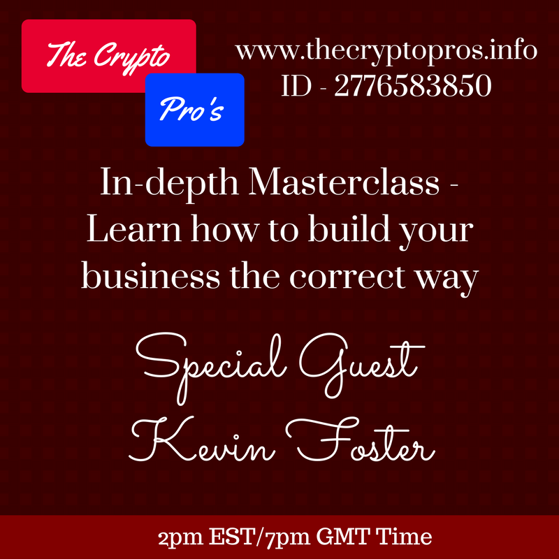 2×2 Training Masterclass With Kevin Foster
