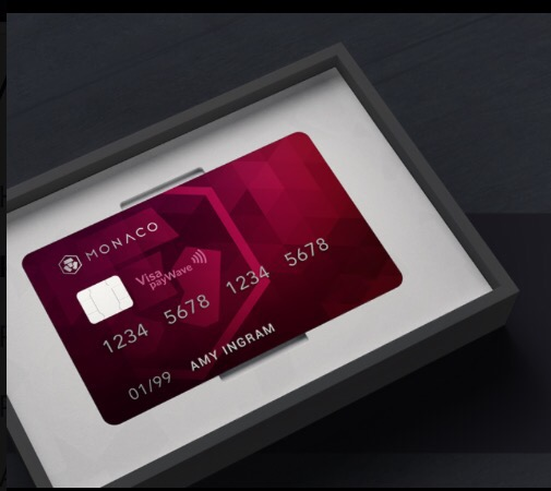 Monaco Visa Card Launched for Bitcoin & Ethereum
