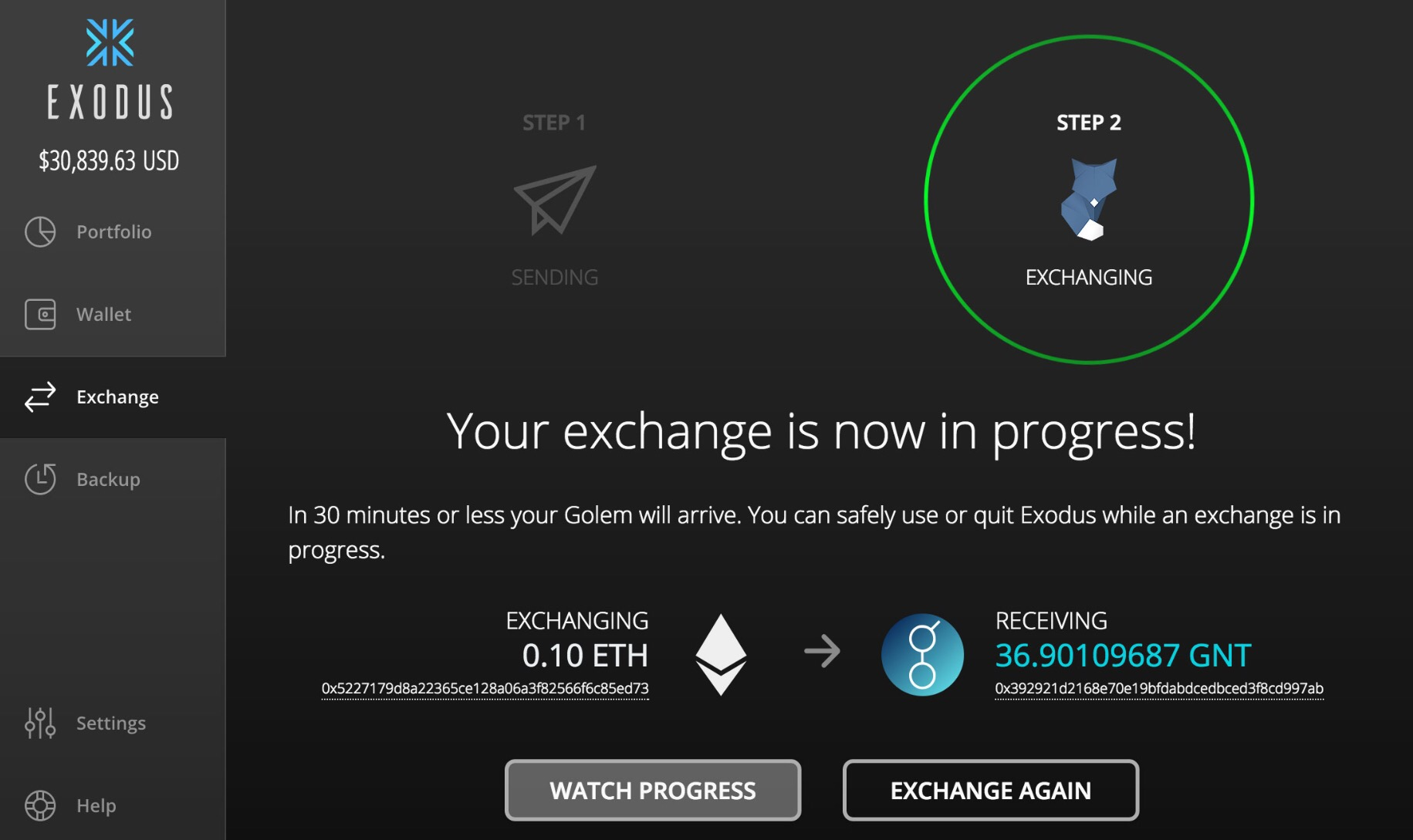 easyest way to buy and shape shift cryptocurrency using fiat