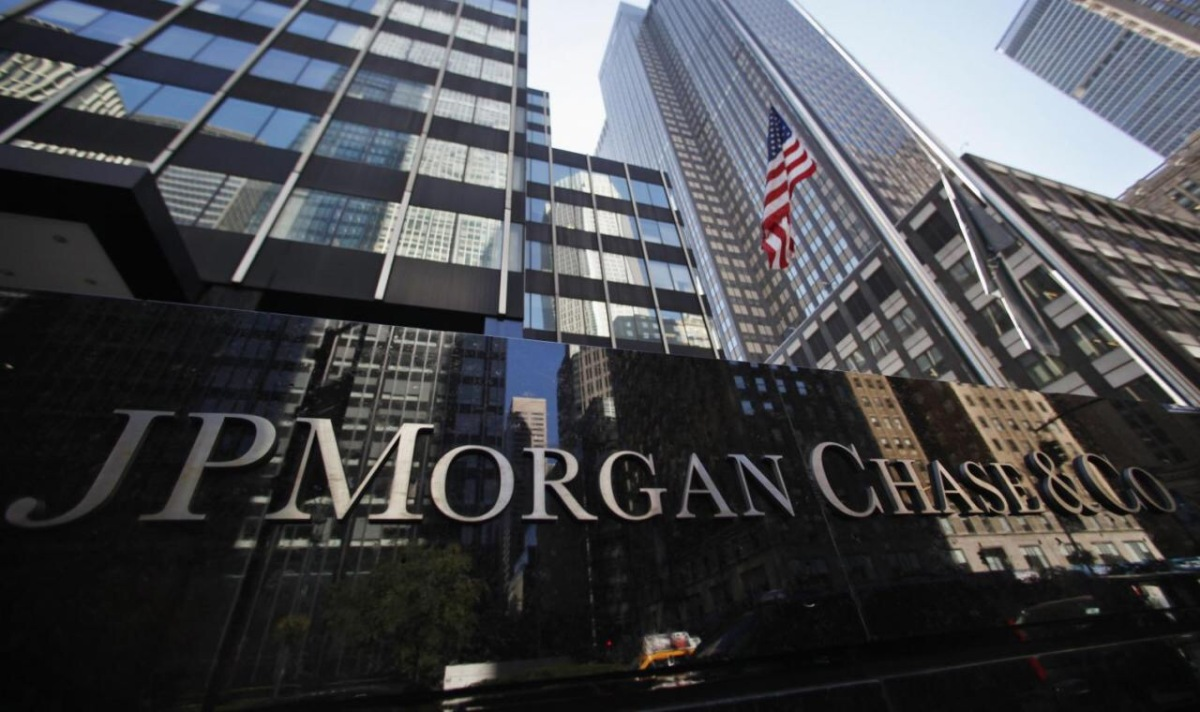 JP Morgan Get caught money laundering